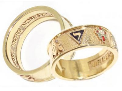 Masonic Ring